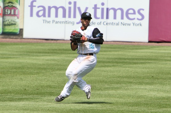 Mastroianni played infield through college, but transitioned to the outfield after he was drafted.