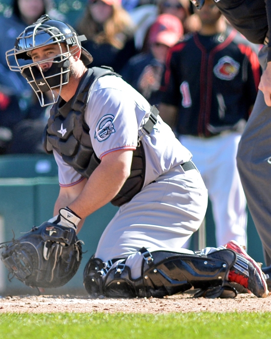 Dan Butler has been playing catcher since he first began organized baseball.