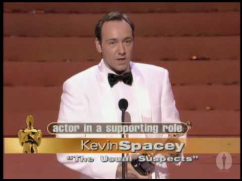 Kevin Spacey, but you already knew that. (YouTube)